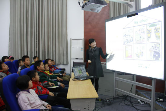 Infrared Touch Whiteboard YCFP3 finger touch school digital interactive whiteboard for smart classroom