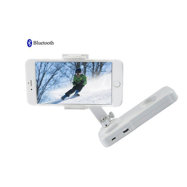 X-Cam Sight2 Self Selfie Sticks Handheld Gimbal 2-axle Stabilizer Brushless Bluetooth Control for iPhone 6s Plus Samsung HUAWEI