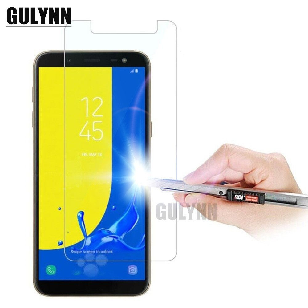 ON SALE 9H Strengthen Screen Protector Film For Samsung A3 A5 A7 A6 A8 Plus J2 J3 J5 J4 6 7 Prime 2017 2018 Tempered Glass Cover