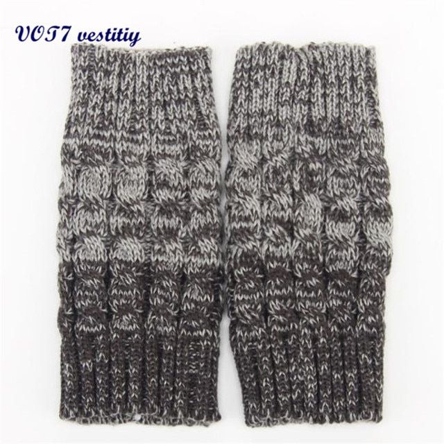 Free shipping VOT7 vestitiy 1 Pair Women Fashion Stretch Boot Leg Cuffs Adult fashion warm legging Sep 21