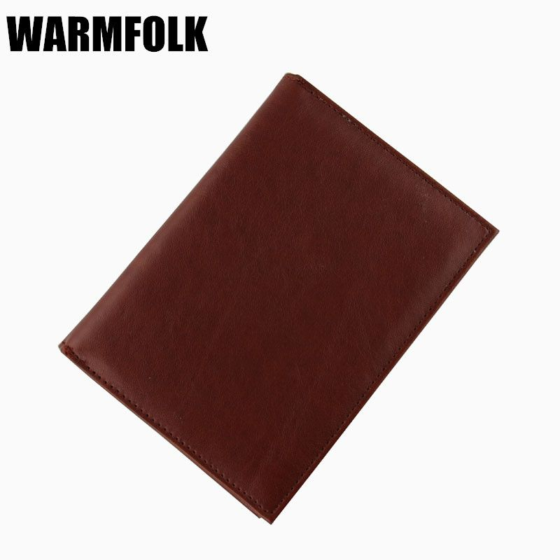 Warmfolk Russian Driver's License Cover  PU Leather Passport Cover Car Driving Documents Bag  ID Card Holder Free Shipping SC-08