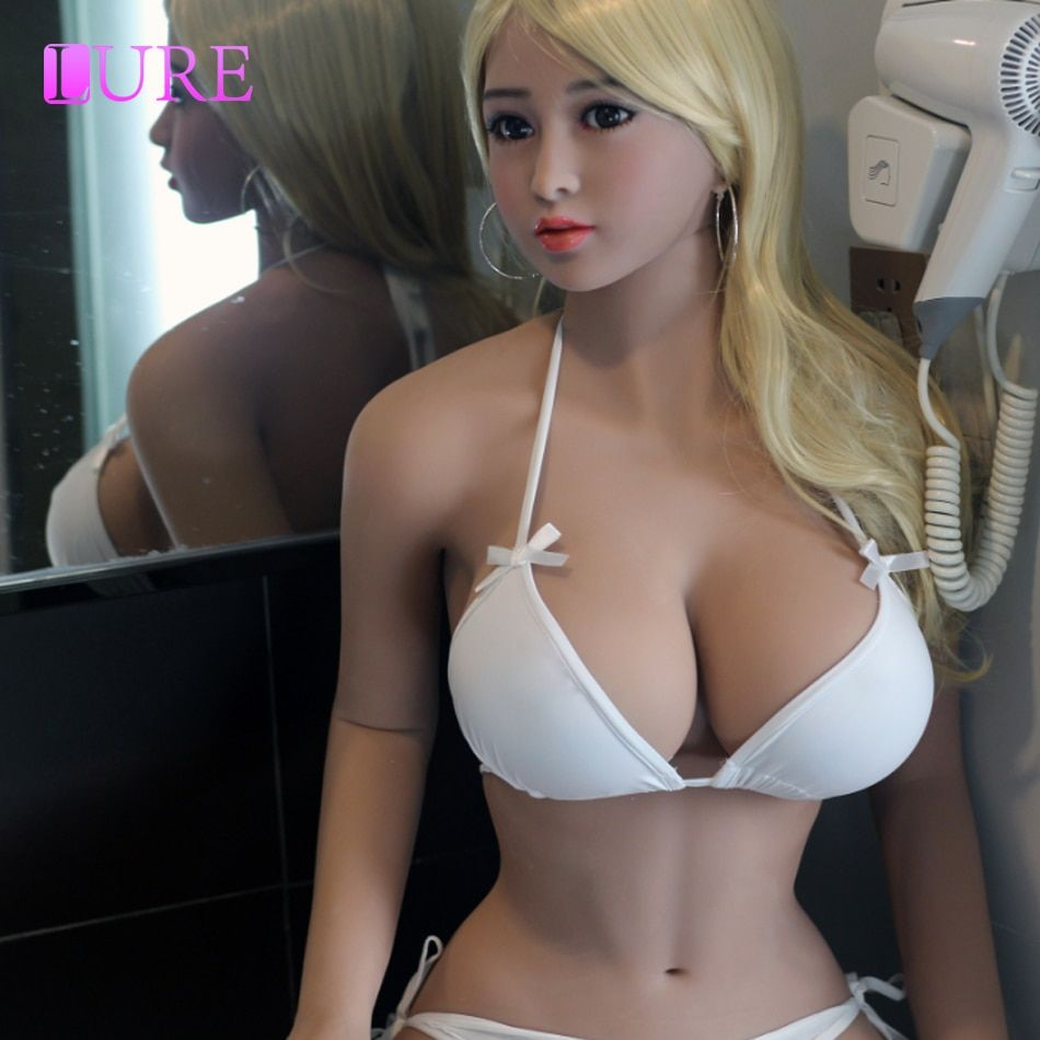 Lure TPE sex dolls158cm skeleton japanese full adult anime oral love doll realistic vagina toys for men sexy big breast