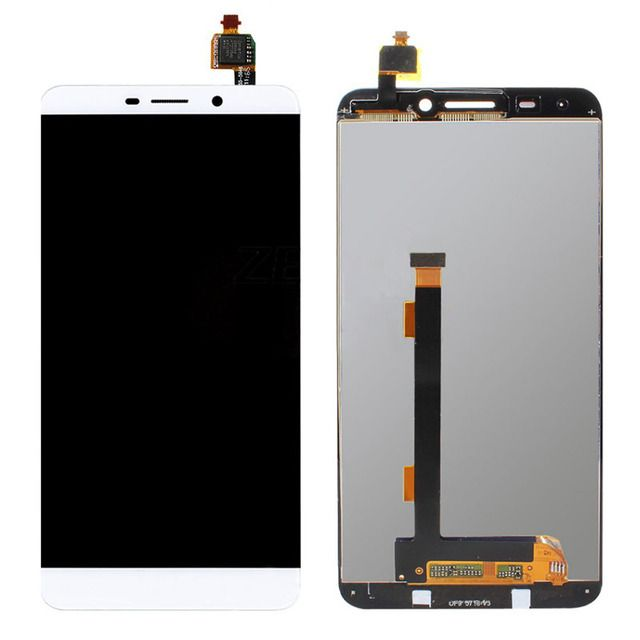 For Letv Le 1 LCD Display Touch Screen + Tools 100% New Digitizer Assembly Replacement Accessories For one X600 Mobile Phone