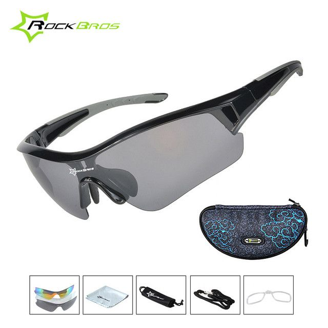 ROCKBROS Bicycle Sunglasses Men Cycling Bike Polarized UV400 Glasses Tour De France Lunette Cyclisme Cycling Eyewear Goggles