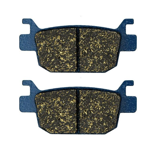 For HONDA SH 150i 9/A/B Fuel Injection 09-12 SH 150 RA Fuel Injection Rear disc 10-14 SH 300i ABS 14 Motorcycle Brake Pads Rear