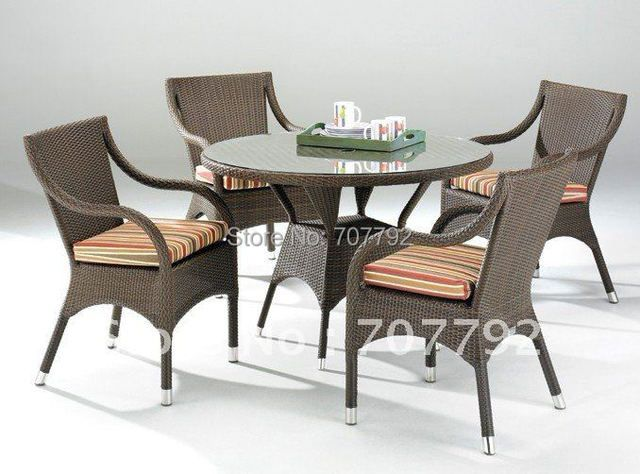 Hot sale SG-12008B Urban new style dining chair rattan