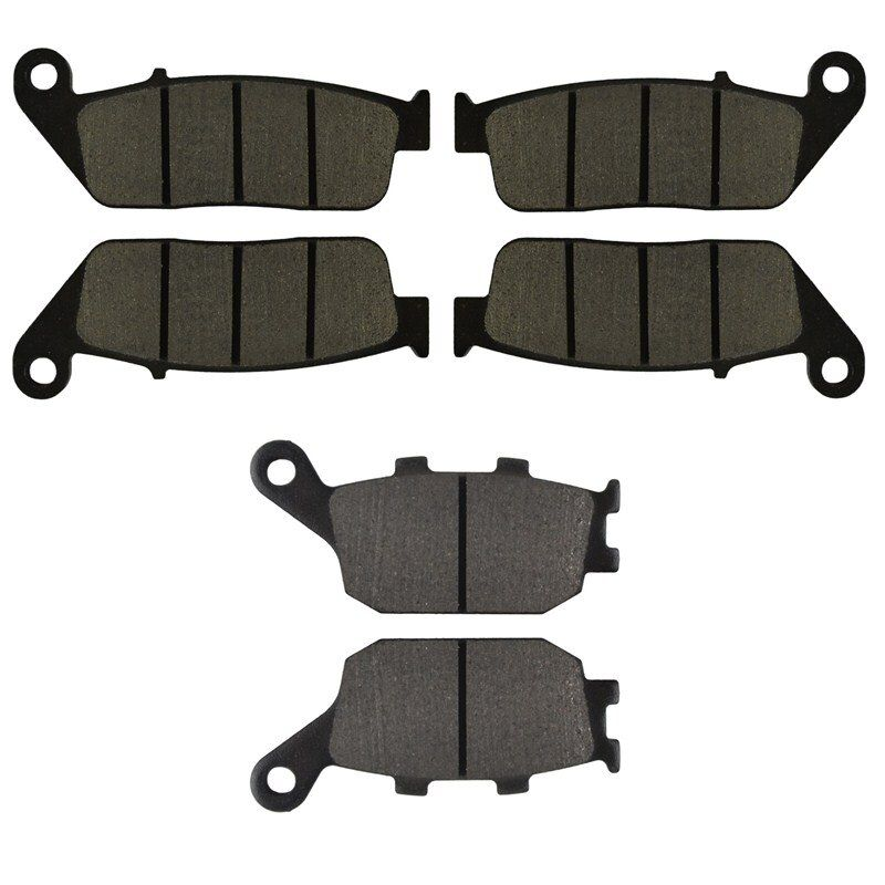 Motorcycle Front and Rear Brake Pads for HONDA CBF 1000 CBF1000 F6 / F7 / F8 2006-2009 Brake Disc Pad