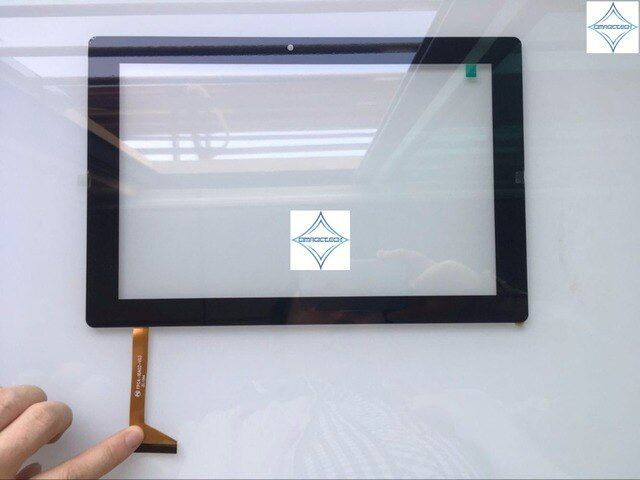 10.1'' inch tablet Touch Screen Digitizer glass panel lens fpca-10a02-v02 ZC.1544 fpca-10a02-v03 for win8 tablet pc computer