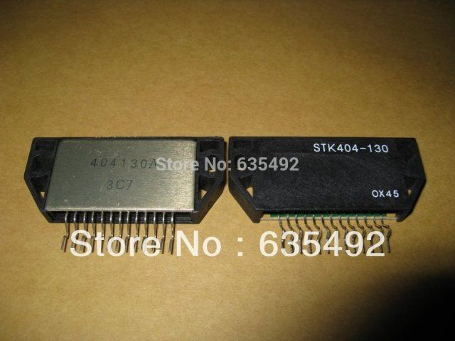 STK404-130   original and new