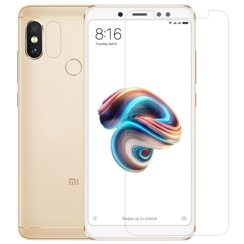 For Xiaomi Redmi Note 5 /Note 5 Pro Tempered Glass 9h Nillkin H+ Pro 2.5D Tempered Glass Screen Protector for Redmi Note 4 Pro