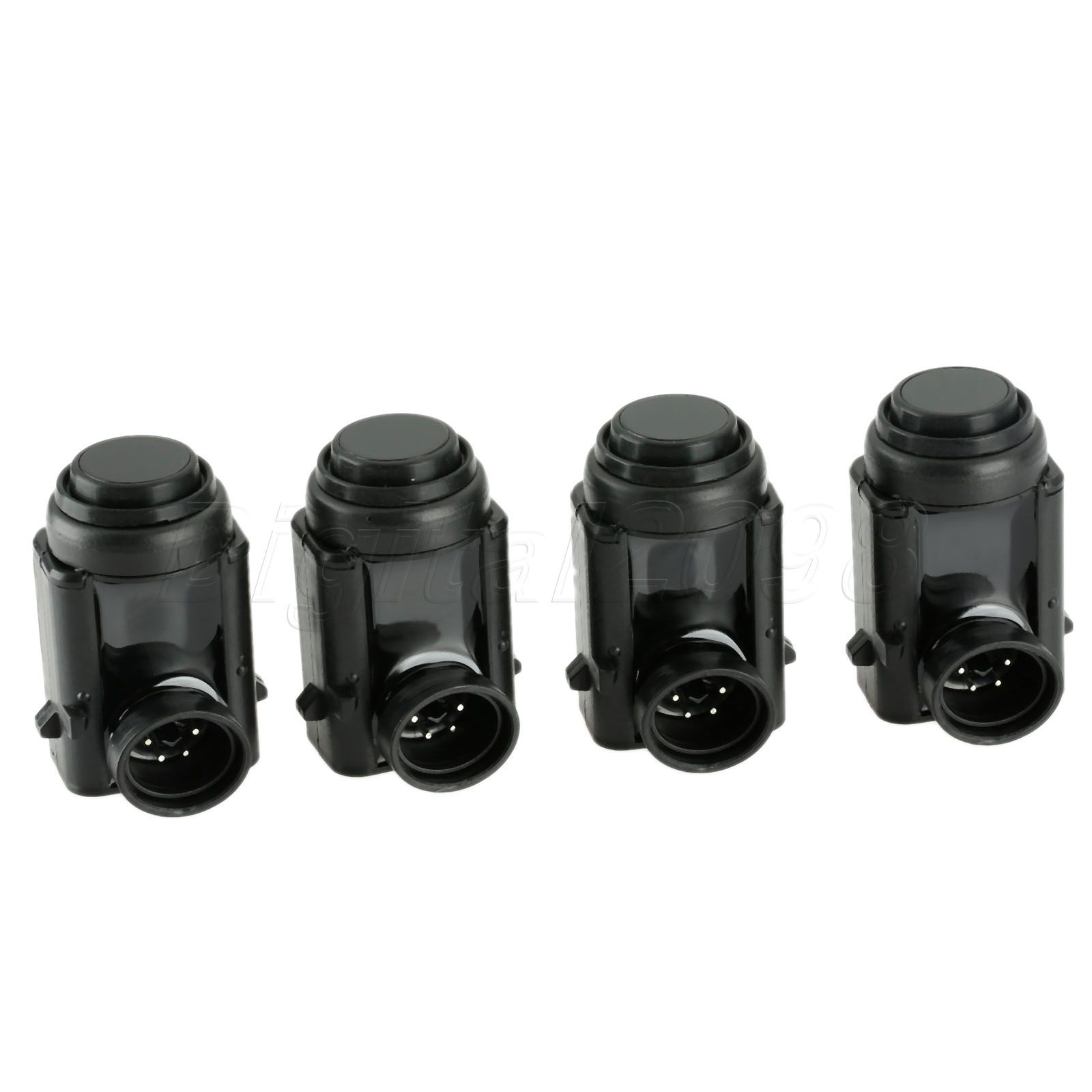 Yetaha 4pcs Parking PDC Sensor A0045428718 0015427418 05120341AA For Mercedes-Benz W203 W209 W210 W220 W163 W168 W251 S203 C203