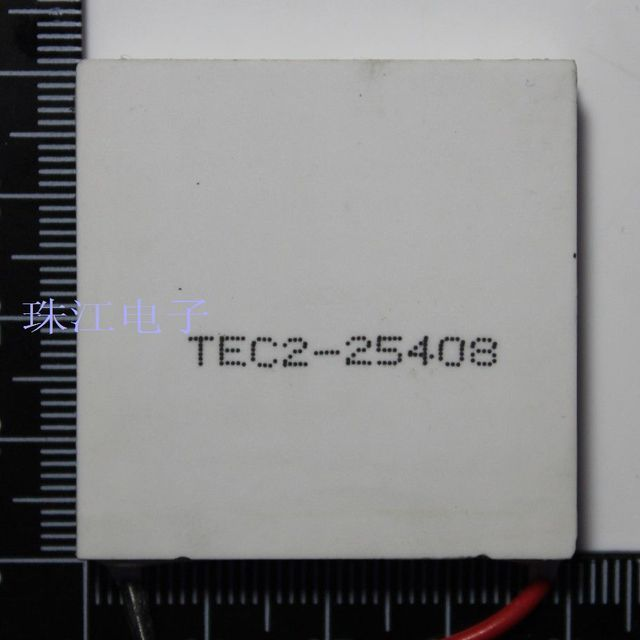 Double TEC2-25408 high-power multifunctional multi-stage semiconductor refrigeration piece