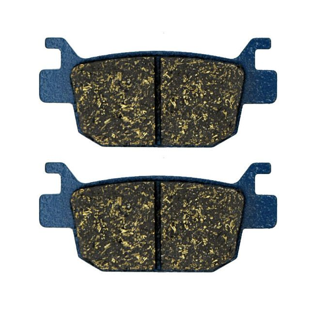 For HONDA SH 125i 9/A/B Fuel Injection 09-12 SH 125i 2 Piston Caliper 14-16 FES 150 7/A S-Wing 07-13 Motorcycle Brake Pads Rear