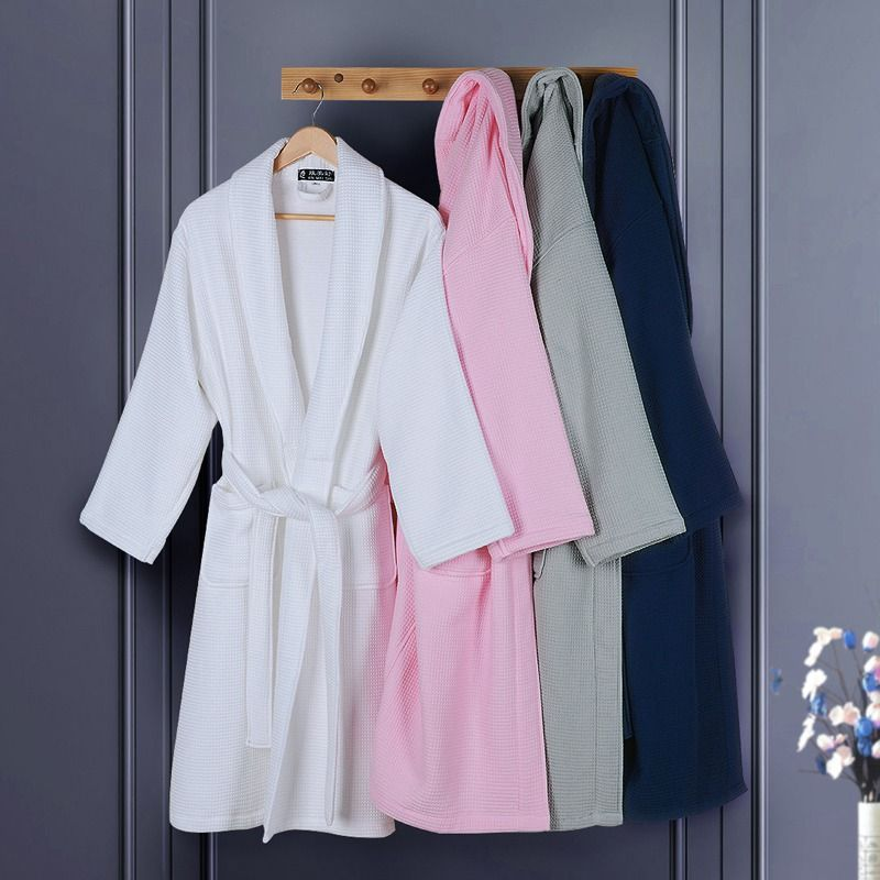 Cotton barhrobe men  XL brand toweling terry pajamas women  winter thicken white men bath robe gown home hotel warm