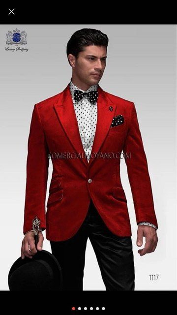 Customize Mens Dinner Party Prom Dress Groom Tuxedos Man Blazer Business Suits (Jacket+Pants+Bow Tie) K:1388