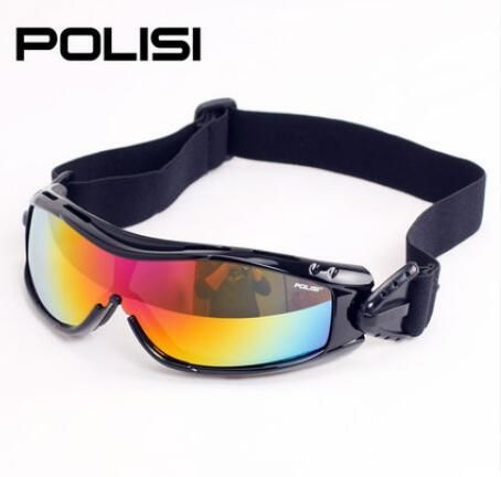 POLISI Winter Snowboard Skate Goggles UV Protection Outdoor Windproof Snow Glasses Men Women Ski Skiing Snowmobile Eyewear