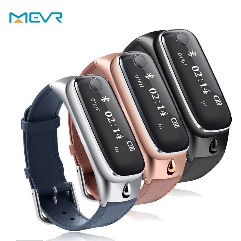 Smart Watch & Bluetooth Headset Sports Smartband M6 Wristband Bracelet for Android iOS Phone Fitness Tracker PK Fitbit Mi Band 2