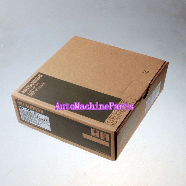 1PC New in Box For Mitsubishi AC Servo Amplifier MR-J2S-20A