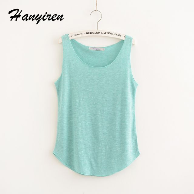 2017 Summer Fitness Tank Top New T Shirt Loose Model Women T-shirt Cotton O-neck Slim Tops Fashion Woman Clothes