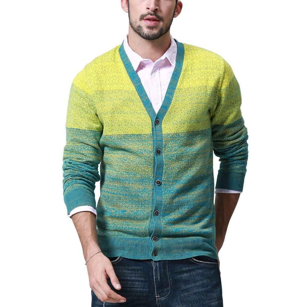 Match men's sweater series shawl collar cardigan jumper jersey mens sweaters v neck Jacket Z1516