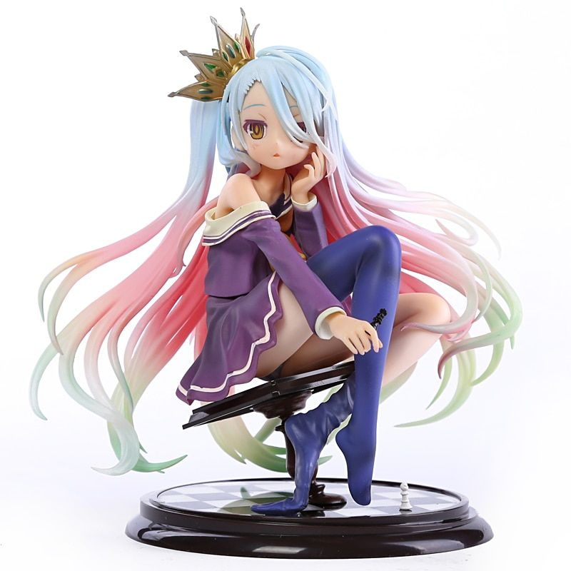 No Game No Life Siro 1/8 scale PVC Figure Collectible Model Toy