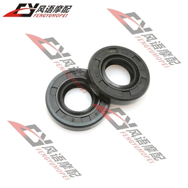 For Honda CB400 VTEC 92-08 years Motorcycle after Rear shock absorber oil seal shock absorber / 11.6X24X5