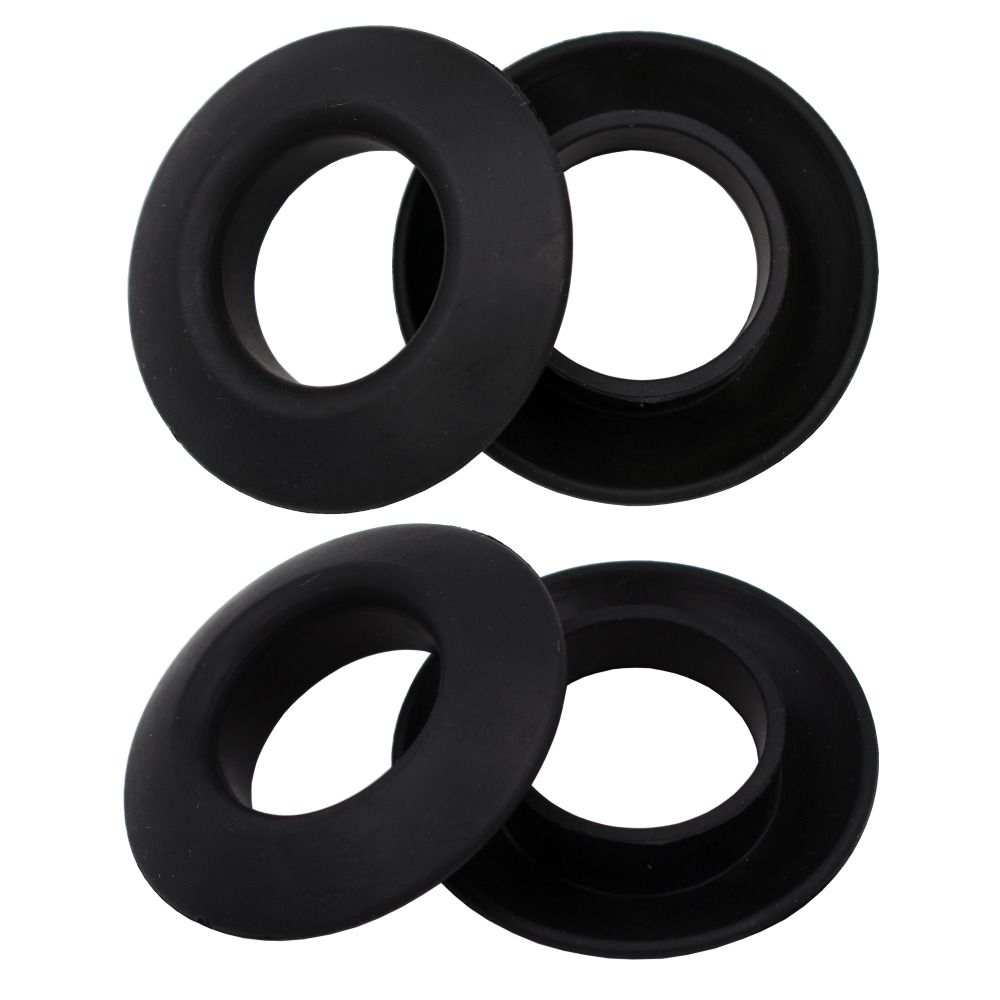 4 Pcs Universal Kayak paddle drip rings 2/PK -for Kayak and Canoe Paddles
