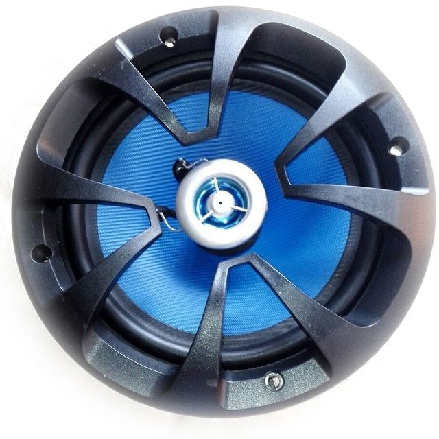 1 PC 6.5 Inch Speakers For Cars Acoustic Cars 80 W Coaxial Speakers Audio Speakers Supporting Car Cd Dvd High Sound Quality