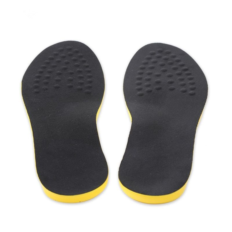 O-Leg Orthopedic Insoles Arch Support Damping Massage Correct O-leg Flat Foot Protect Arch Men/Women Create Beauty Leg Feet Care