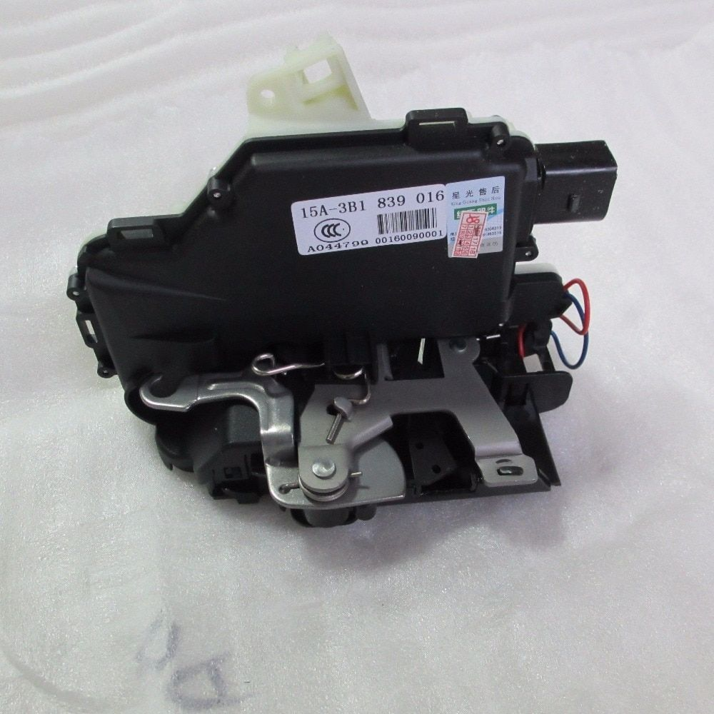 Rear Right Door Lock  Actuator Mechanism For VW GOLF BORA LUPO PASSAT B5 MK4  RR For SEAT Skoda 3B1 839 016
