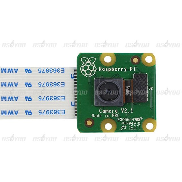 Camera V2 Module Board 8MP Webcam Video 1080p 720p   Official camera For Raspberry Pi 3,Free Shipping & Drop Shipping