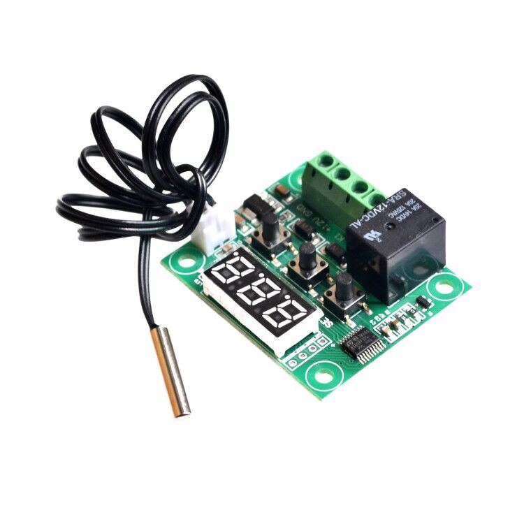 W1209 Mini thermostat Temperature controller Incubation thermostat temperature control switch