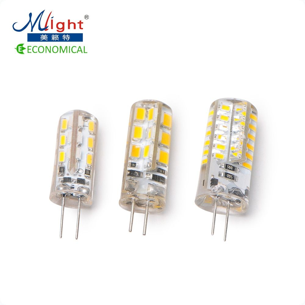 5pcs LED G4 Lamp Bulb 3014SMD DC 12V 2W 3W 4W LED Lights replace 20W Halogen G4 for Lighting Spotlight Chandelier Free Shipping