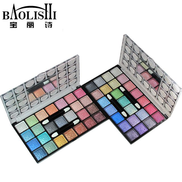 baolishi 25 color best naked shimmer smokey professional waterproof eyeshadow palette natural Matte urban brand makeup cosmetics