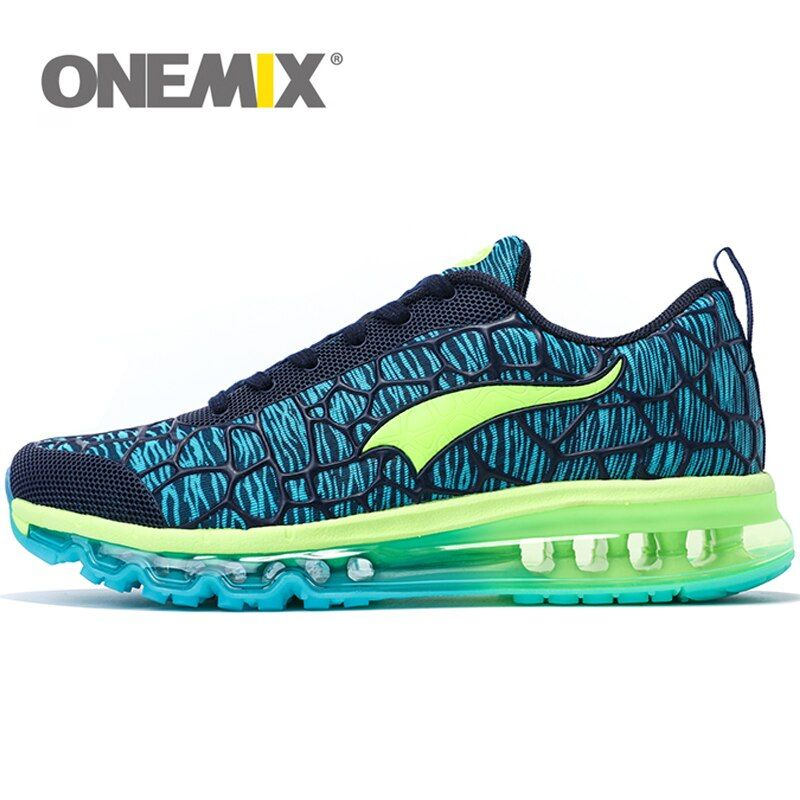 ONEMIX Men Running Shoes For Women Trainers Sneakers Athletic Air Cushion Outdoor Sport Shoes Zapatillas Deportivas