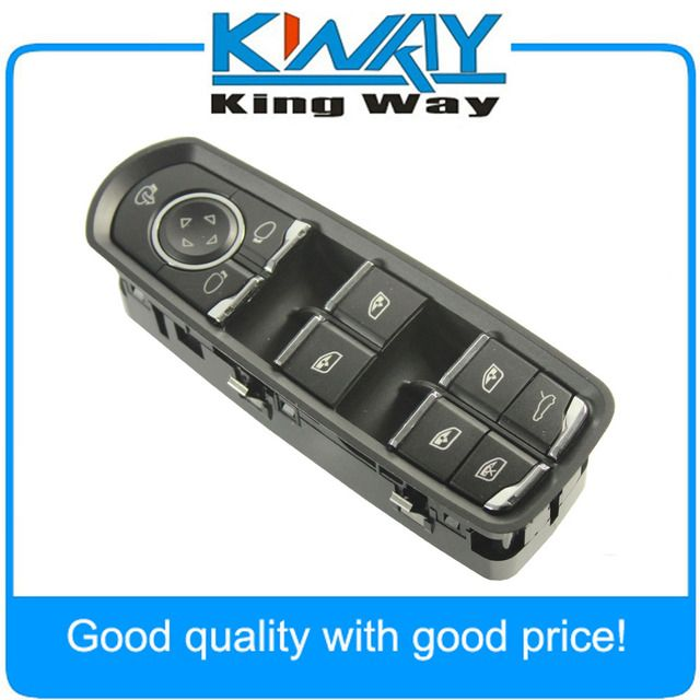 New OEM 7PP959858MDML Front Door Window Switch Fit For Porsche Panamera Cayenne