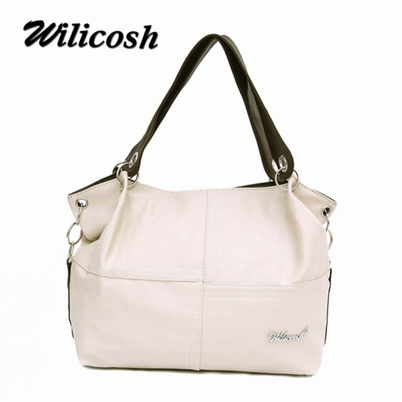 Fashion women leather handbags Messenger Shoulder crossbody bag ladies Women's Shopping Bags bolsos mujer tote bolsas WYF003