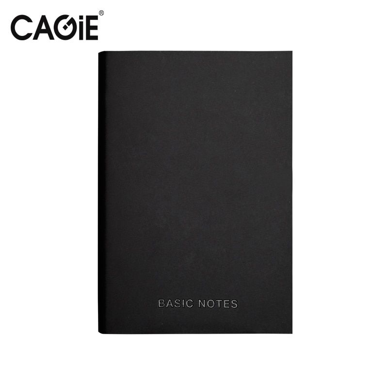 Leather Journals Cagie a7 Filofax a5 Planner Line Paper Blank Paper Notebook Black Vintage Mini Notebooks Diary Agenda