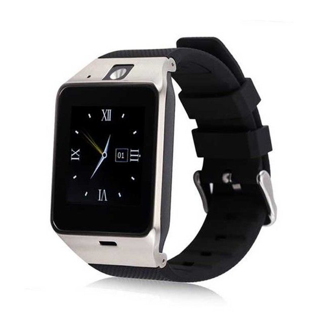 New Aplus GV18 Bluetooth multi-language Smart Watch Support Sim Card with 1.3 million pixel camera for Android IOS phone