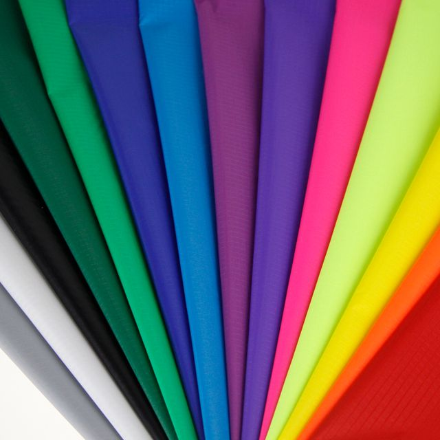 1.55M X 10M Ripstop Nylon Fabric Kite Making Fabric Pu Coated Ultralight Strong Waterproof Fabric Cloth