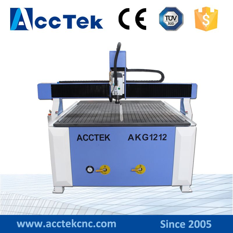 AKG1212 2019 new gift! lathe drilling machine cnc router 1200x1200 with limit switch for plywood MDF plastic
