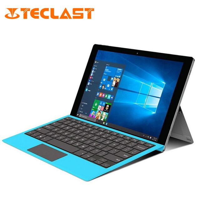 "Teclast Tbook16s Android 5.1+Windows 10 Dual OS Intel X5 Z8300 1.44GHz 4GB RAM +64GB ROM 1920 x 1080 IPS 11.6"" 2 in 1 Tablet PC"