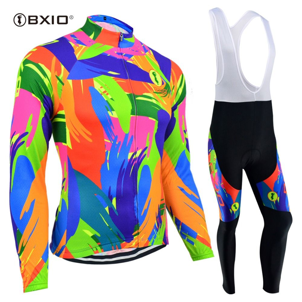 BXIO Pro Cycling Jersey Winter Thermal FleeceBicicleta Ropa Ciclismo Invierno Bike Mtb Women Cycling Sets Clothing Bicycle 122