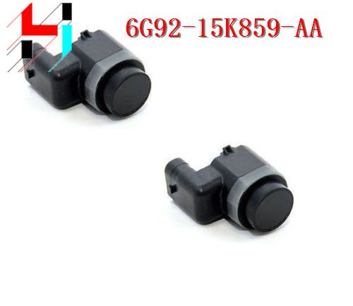 (2pcs) Free shipping For FORD MONDEO S-MAX PARKING SENSOR PDC 2006-2011 6G92-15K859-AA 6G92-15K859-EC