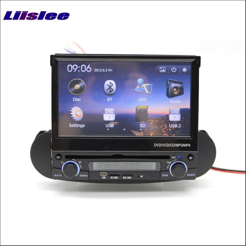 Liislee For VW Beetle 2003~2010 - Car DVD Player GPS Map Nav Navi Navigation Touch Screen Radio Stereo Multimedia System