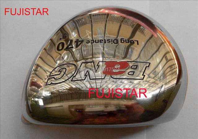 FUJISTAR Big Bang MAX High COR long distance 470 titanium Golf driver head