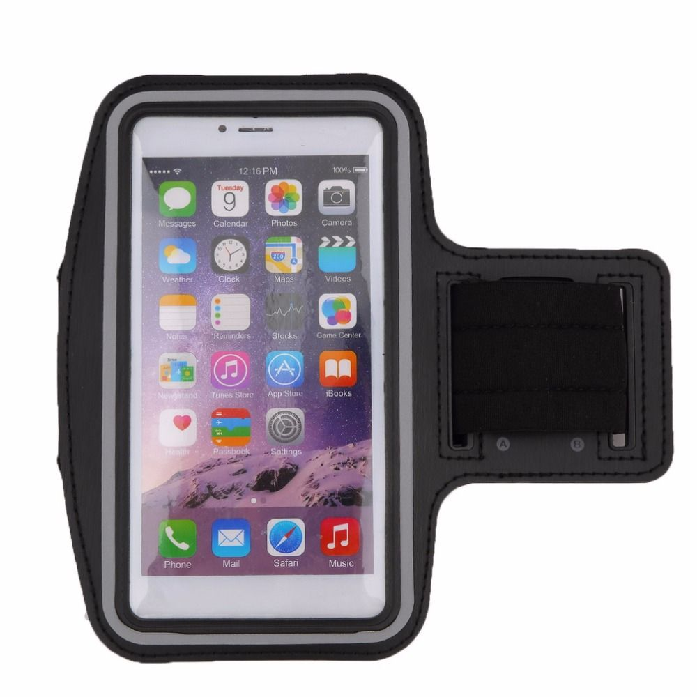 Premium Running Bag Jogging Sports GYM Armband Case Cover Holder for iPhone 6 Plus/ 5.5 inch free shipping