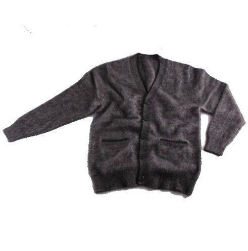 NEW mink cashmere sweater men Cardigan sweater coat free shipping