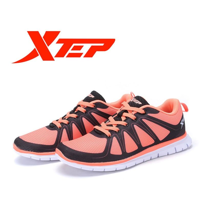 XTEP Brand Breathable Women's summer outdoor Running Shoes Athletic Sports Shoes Gym Sneakers for Women 985218119510