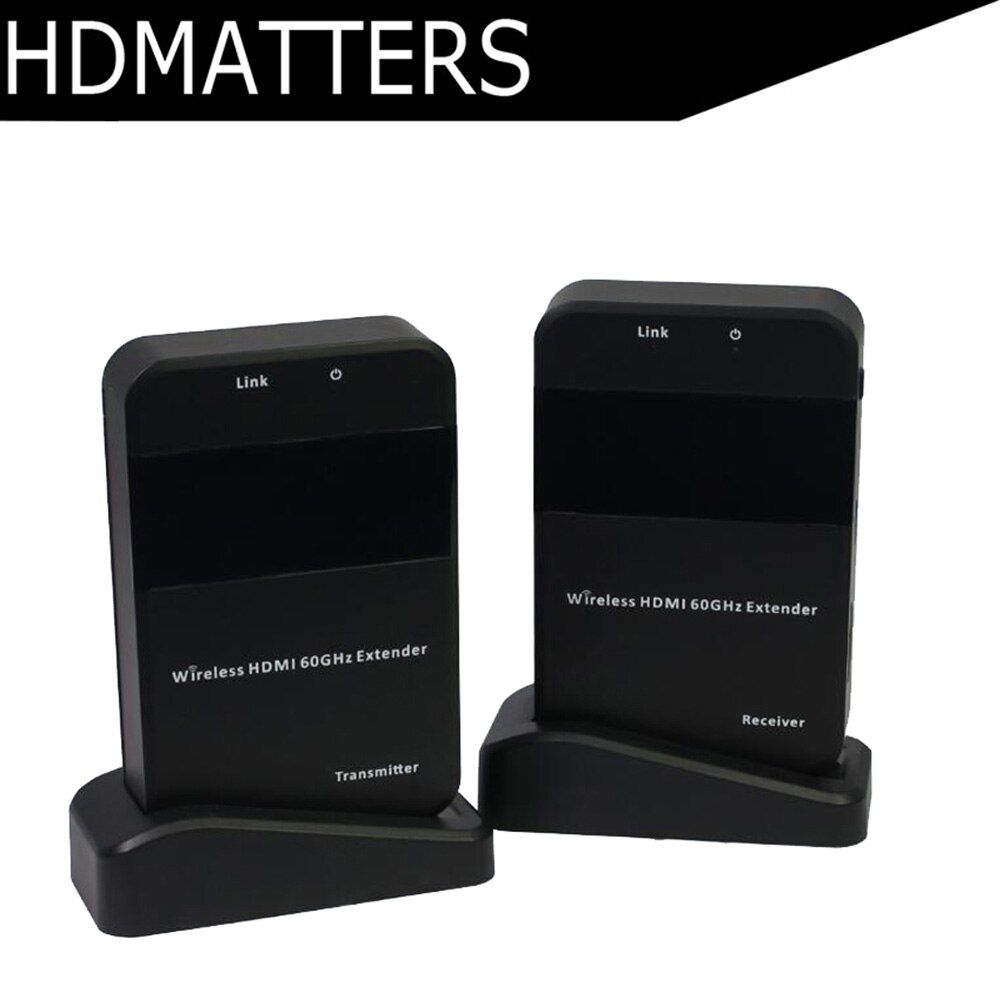 HDMI wireless Transmitter and receiver extender up to 30M 100ft full HD1080p supported
